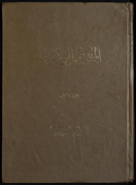 تحميل كتاب المعجم الوسيط juz2 لـِ: انيس، ابراهيم،