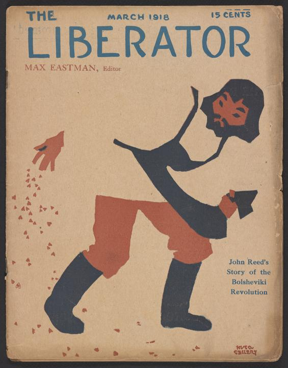 The Liberator, March 1918