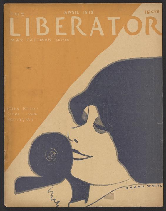 The Liberator, April 1918