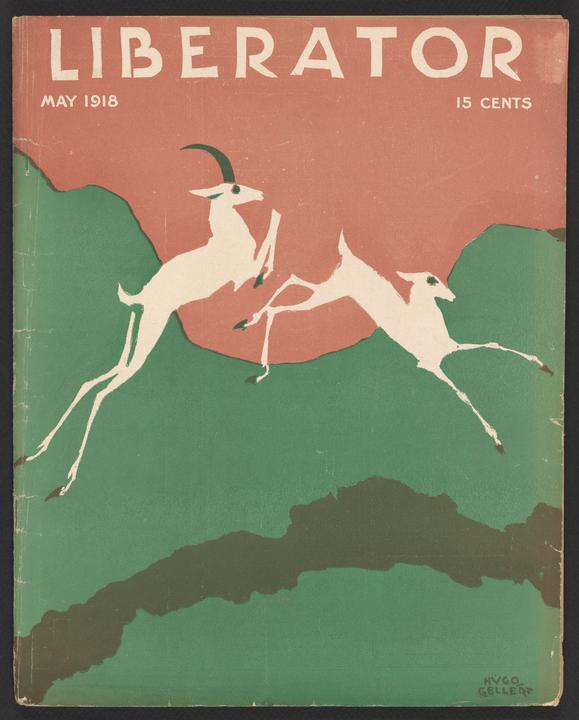 The Liberator, May 1918