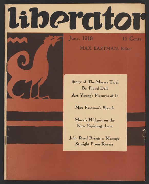 The Liberator, June 1918