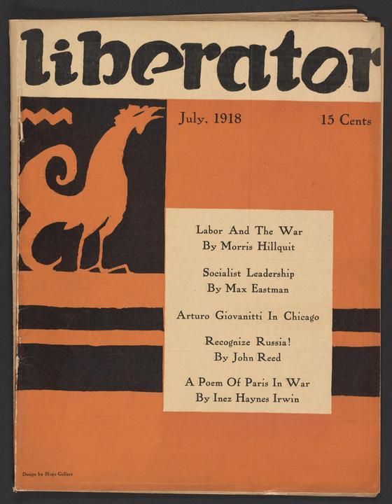 The Liberator, July 1918