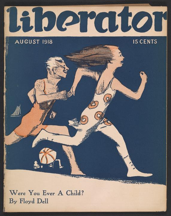 The Liberator, August 1918