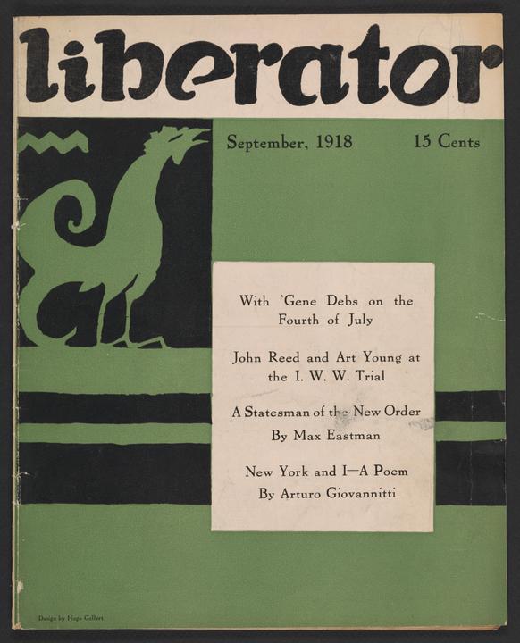 The Liberator, September 1918