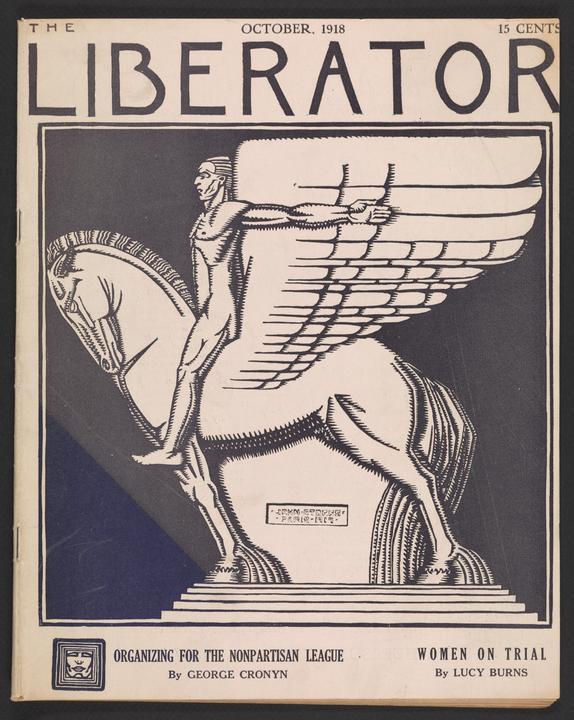 The Liberator, October 1918