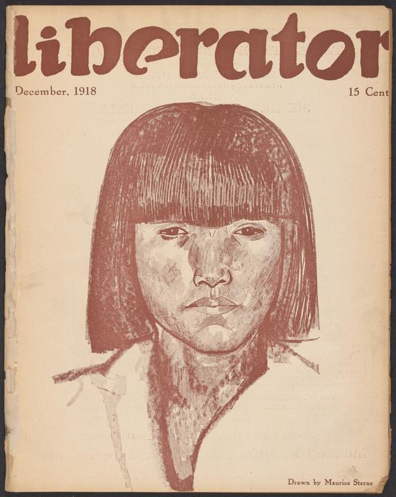 The Liberator, December 1918