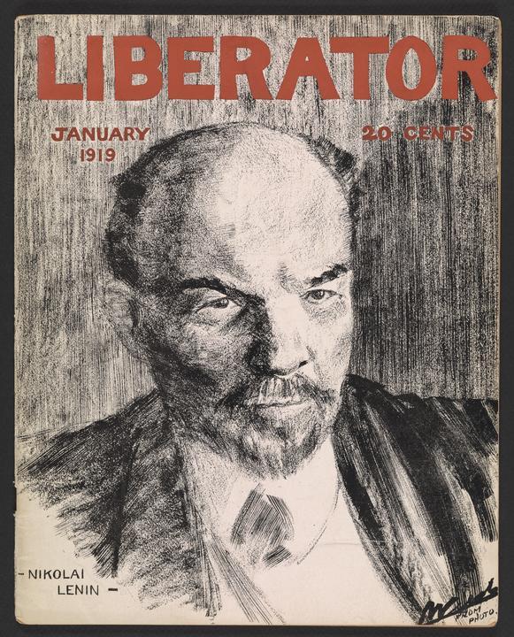 The Liberator, January 1919