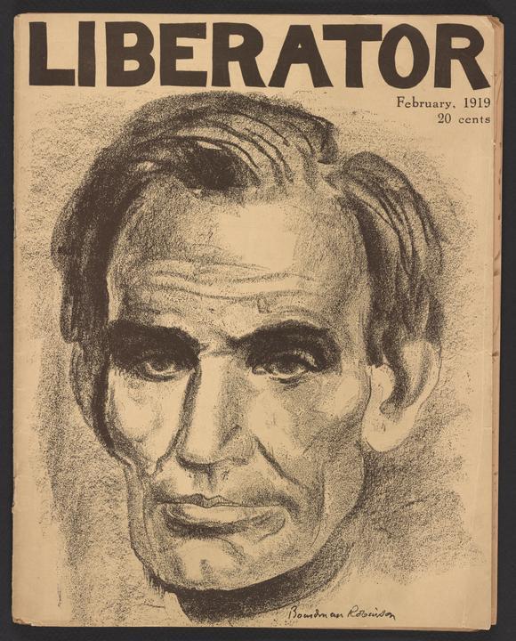 The Liberator, February 1919