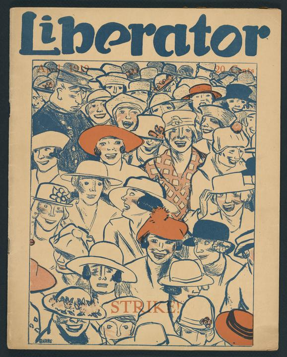 The Liberator, April 1919