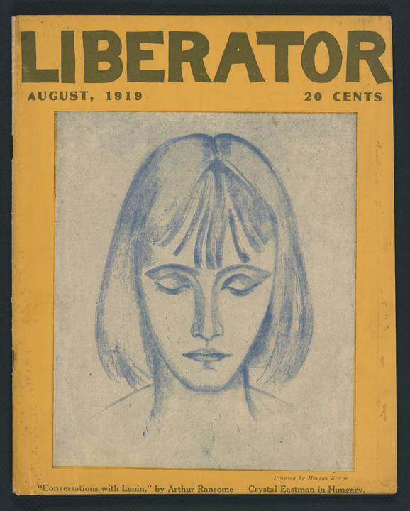 The Liberator, August 1919