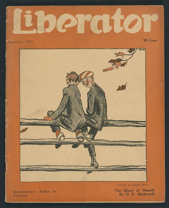 The Liberator, September 1919