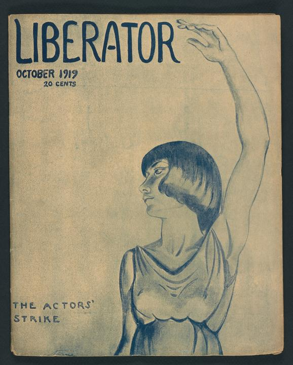 The Liberator, October 1919