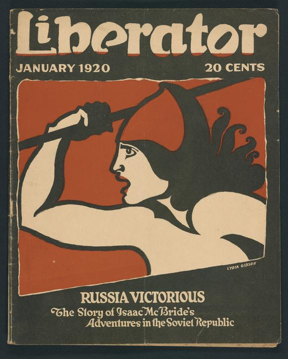 The Liberator, January 1920