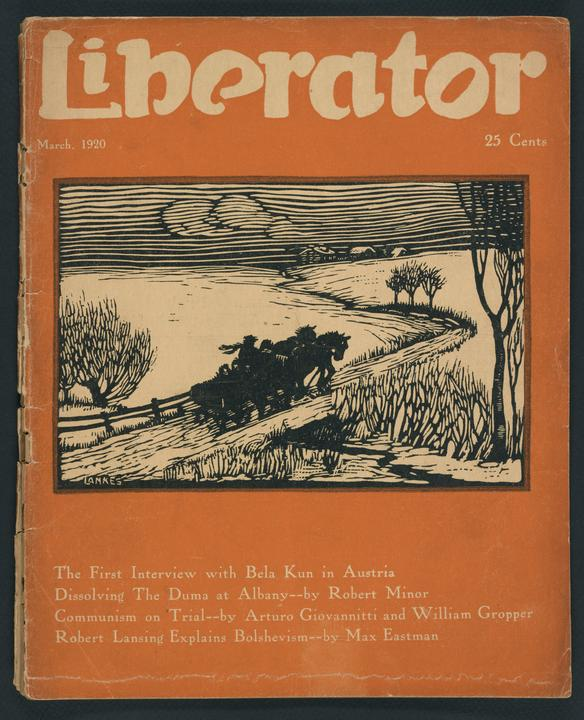 The Liberator, March 1920
