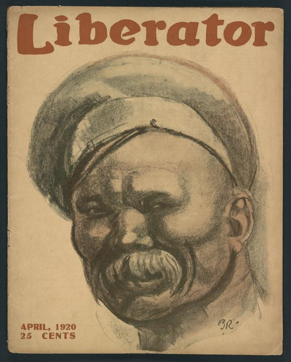 The Liberator, April 1920