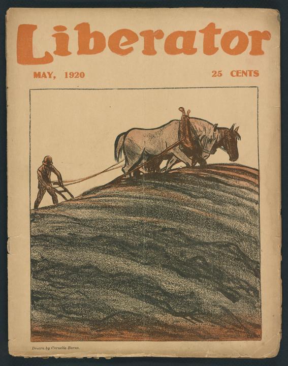 The Liberator, May 1920