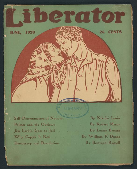 The Liberator, June 1920