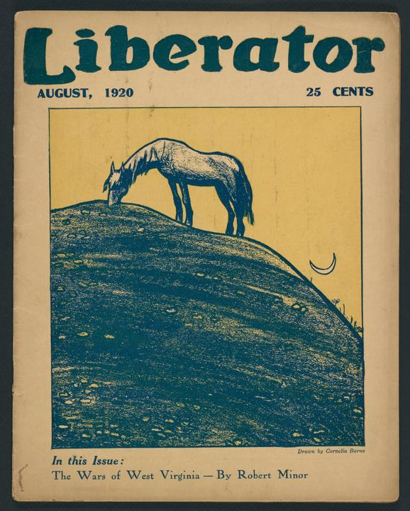 The Liberator, August 1920