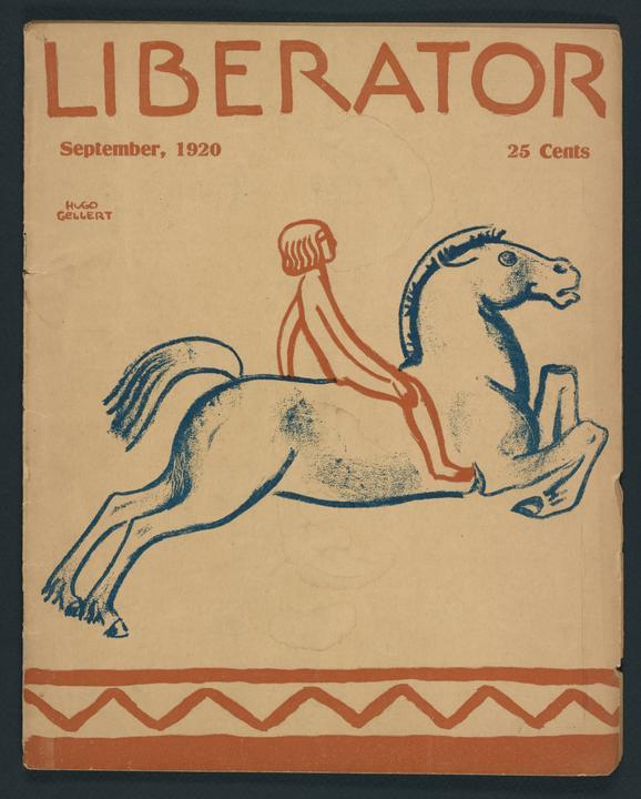 The Liberator, September 1920