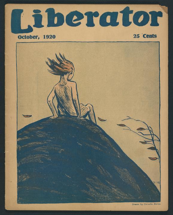 The Liberator, October 1920