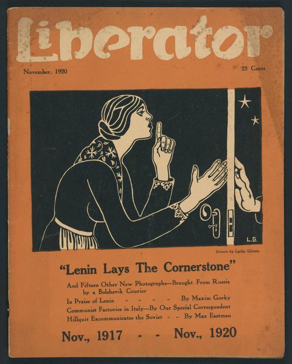 The Liberator, November 1920
