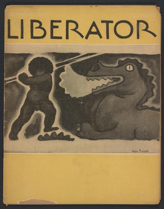 The Liberator, December 1920