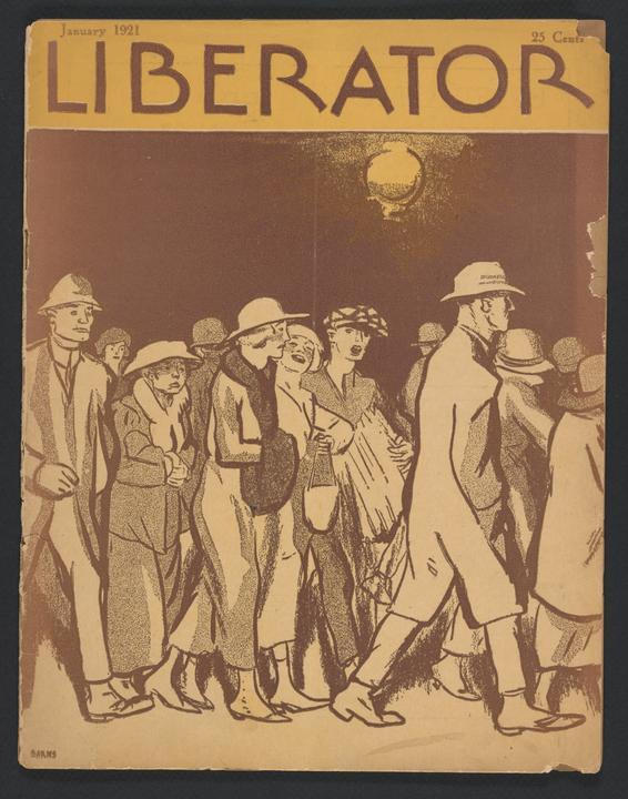 The Liberator, January 1921