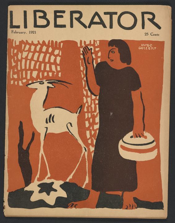 The Liberator, February 1921