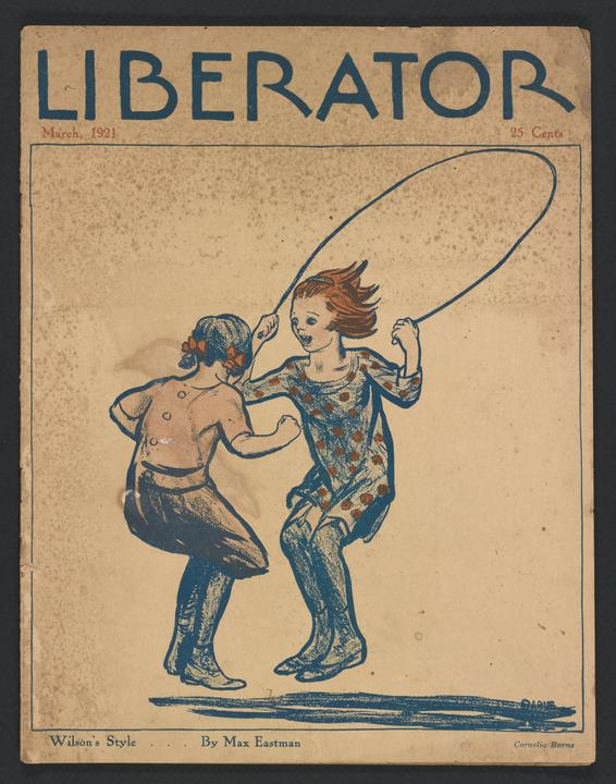The Liberator, March 1921