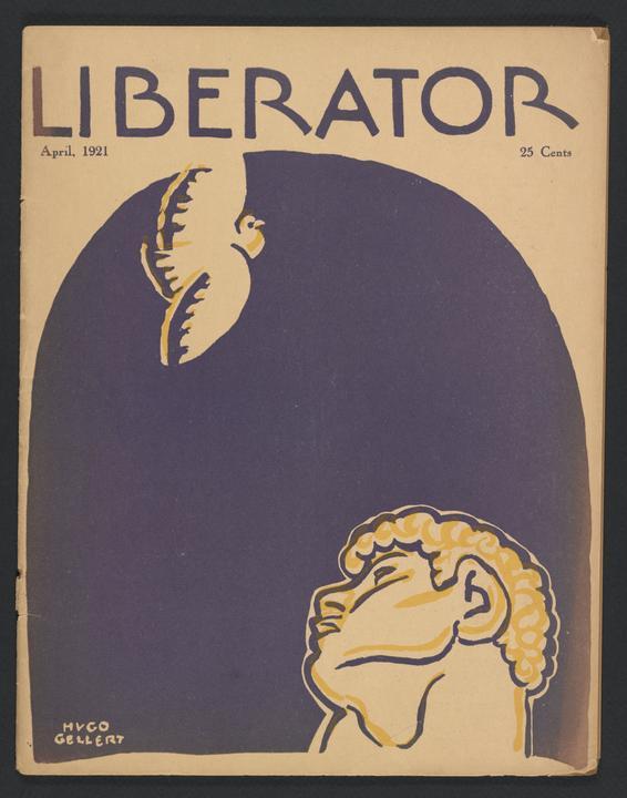The Liberator, April 1921