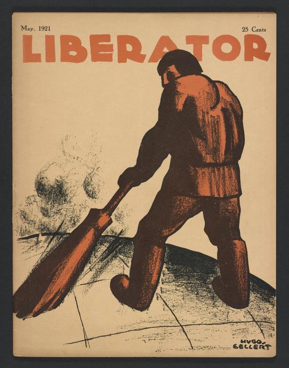 The Liberator, May 1921