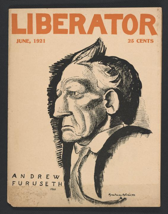 The Liberator, June 1921