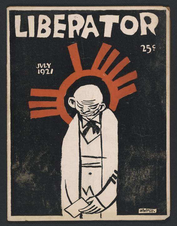 The Liberator, July 1921