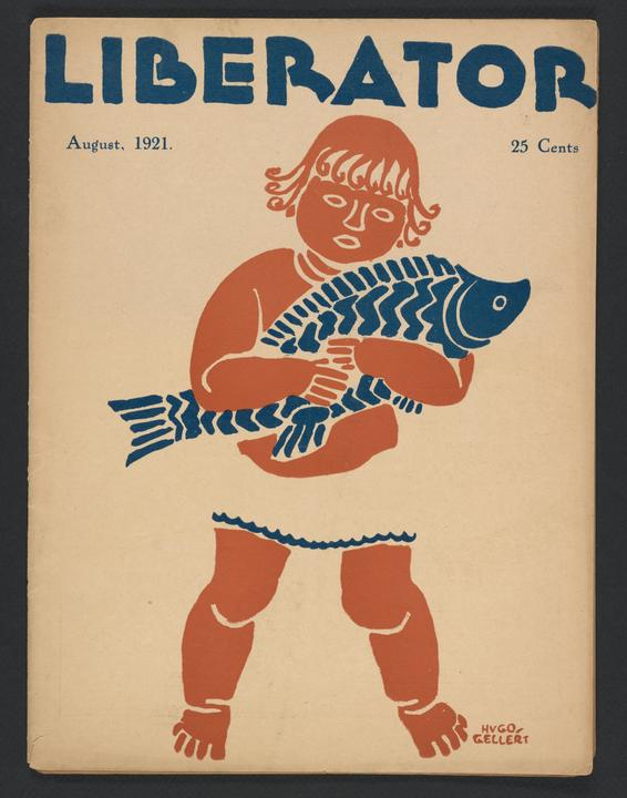 The Liberator, August 1921