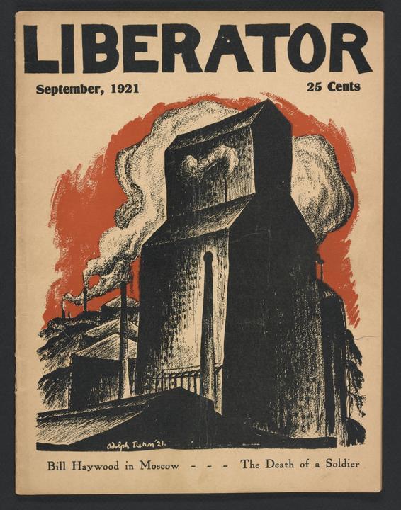 The Liberator, September 1921