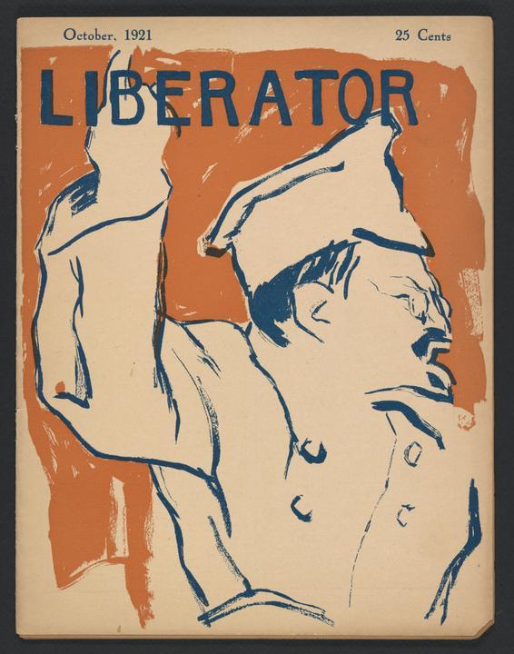 The Liberator, October 1921