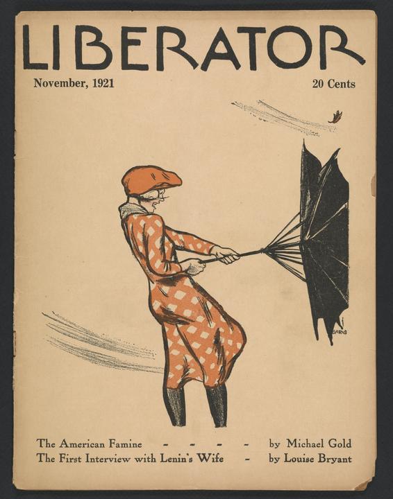 The Liberator, November 1921