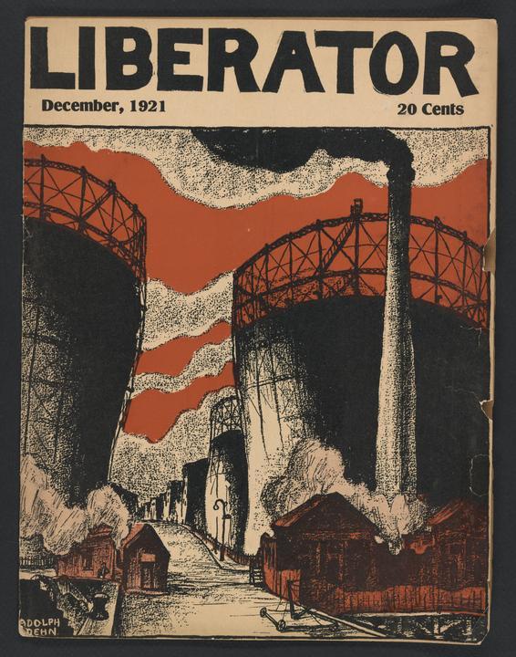 The Liberator, December 1921