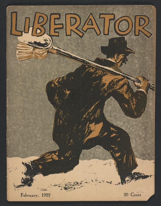 The Liberator, February 1922