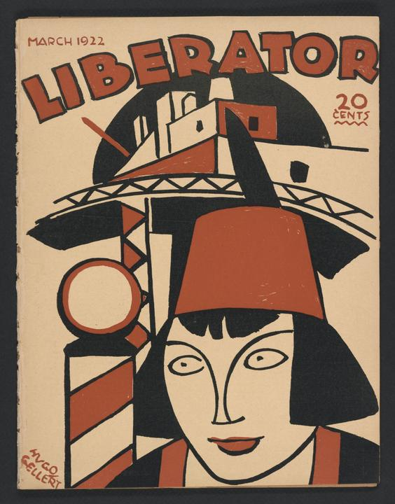 The Liberator, March 1922