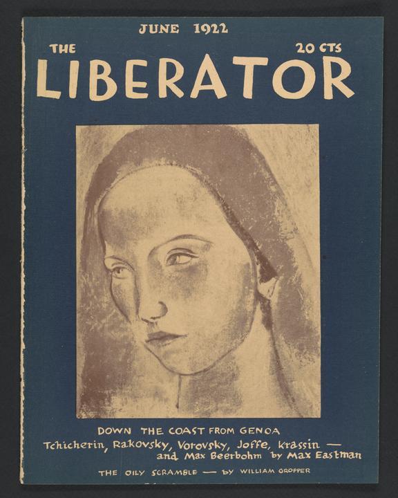 The Liberator, June 1922