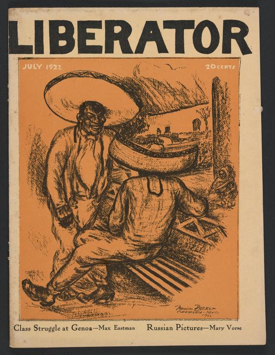 The Liberator, July 1922