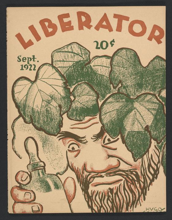 The Liberator, September 1922