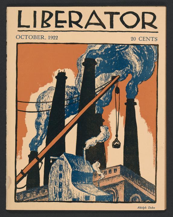 The Liberator, October 1922