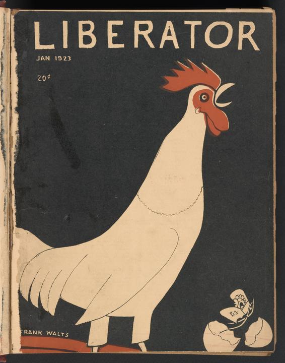 The Liberator, January 1923