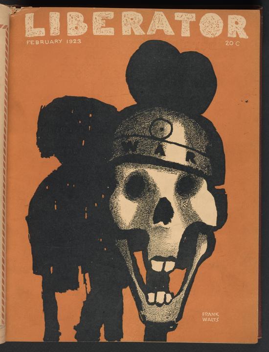 The Liberator, February 1923