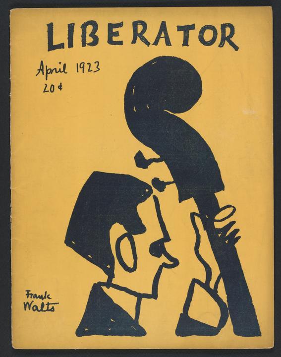 The Liberator, April 1923