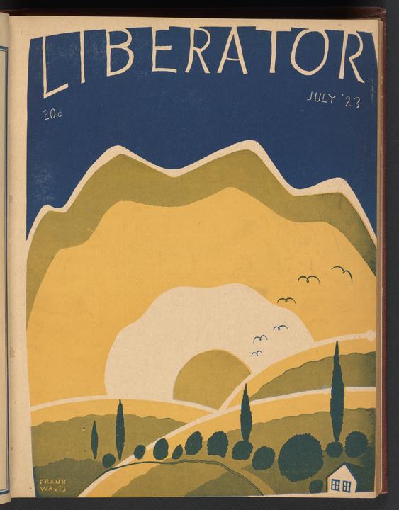 The Liberator, July 1923