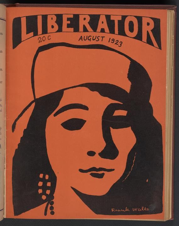 The Liberator, August 1923