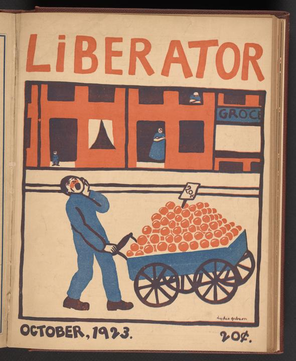 The Liberator, October 1923